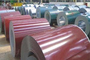 dip galvanized steel gi coil jis g3302 prepainted ppgi coils g3312