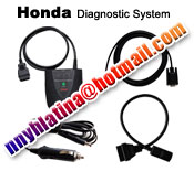 honda diagnosis tester