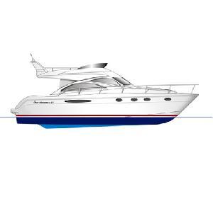 yacht frp boat