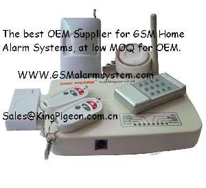 aa king pigeon wireless burglar gsm alarm system s3523