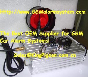 intruder gsm car alarm system s3531