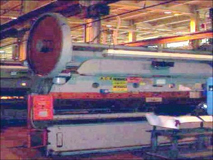 press brake machine stock 3138 2202