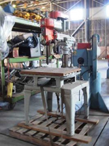 radial arm drill press stock 3138 3000
