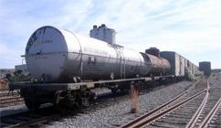 railroad cars stock 6484 5300