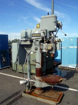 upright drilling machine stock 3138 5310
