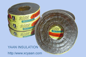 2432 insulation alkyd varnished glass fabric