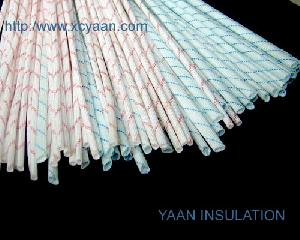 2715 pvc coated insulation fiberglass sleeving
