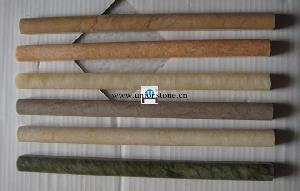 Marble Pencil Molding, Marble Border, Onyx Pencil Border Line