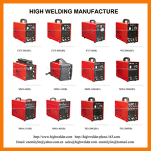 inverter welding machine mma 315 400 tig 200p