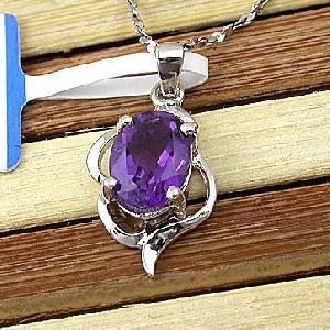 sterling silver amethyst pendant smoky quartz bracelet prehnite earring ruby necklac