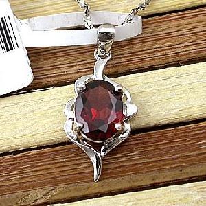 sterling silver garnet pendant amethyst beacelet ruby ring citrine earring