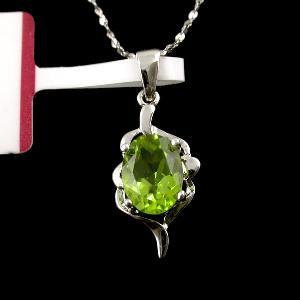 sterling silver olivine pendant blue topaz earring ruby ring moonstone