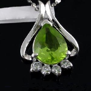 sterling silver olivine pendant citrine earring tourmaline amethyst ring bracelet