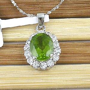 sterling silver olivine pendant citrine ring amethyst jadeite earring bracelet