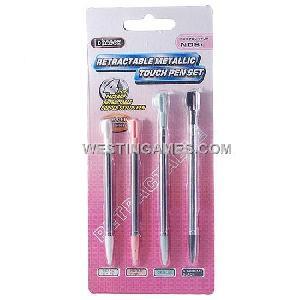 retractable styluses touch pen nintendo dsi ndsi