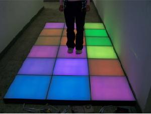 dance arena building led floor staging dancing mosaic