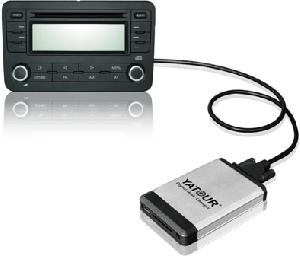 car mp3 interface