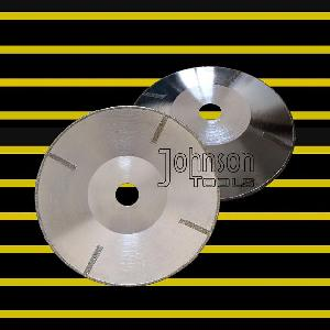 diamond tool od180mm electroplated cup wheel