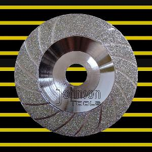 electroplated diamond cup wheel od125mm