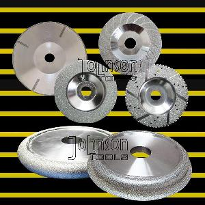 electroplated diamond grinding wheel tool