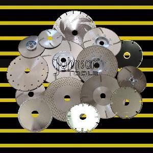 electroplated diamond tool blade