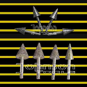 electroplated gal bit diamond tool