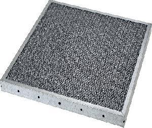 industrial grade galvanized steel filter