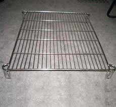 wire rack decking