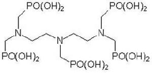 diethylene triamine penta methylene phosphonic acid