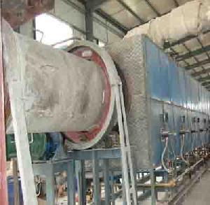 indirect rotary kiln