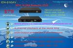 4ch h264 network dvr en 6104v