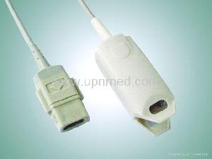 ge ohmeda adult finger clip spo2 sensor