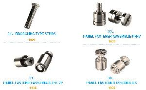 panel fasteners stainless steel