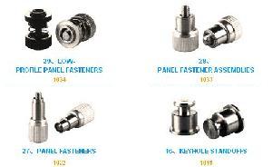 non fasteners panel
