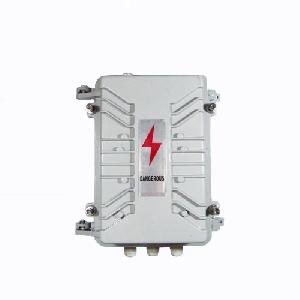 gsm transformer power security alarm system