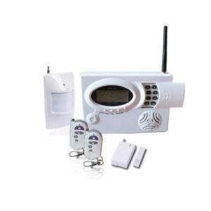 patrol hawk security gsm wireless panic alarm system
