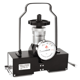 magnetic brinell rockwell hardness tester