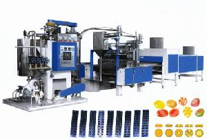 confectionery processing machines