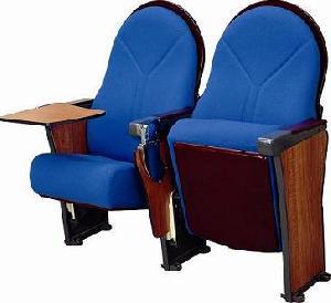 church chair auditorium