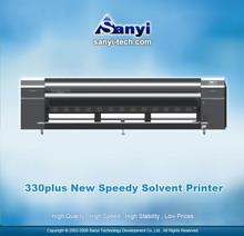 spectra aprint 330sw speedy solvent printer