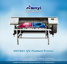 uv flatbed printer uv160