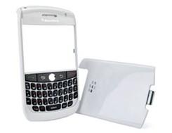 blackberry 8900 housing cover keypad metalic