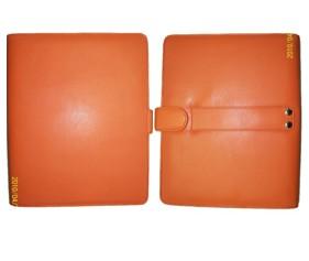 ipad case orange