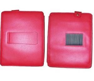 ipad flip leather case