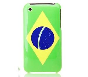 iphone 3g flag case