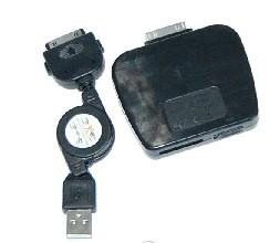 iphone3g portable adaptor 1900mah
