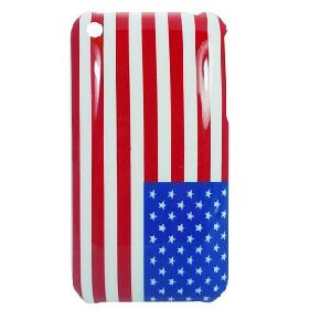 uited states flag hard case iphone 3g 3gs