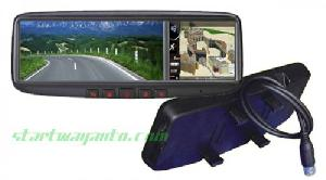 car gps factory garmin navigation rearview mirror sw g351
