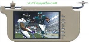 car stereo auto sunvisor monitor 9