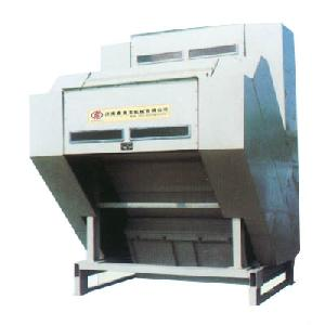 tilting block seed cotton cleaning machine